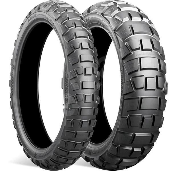 Bridgestone AX 41 150/70/17 TL,R 69 Q - Motopneu