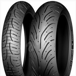 Michelin Pilot Road 4 Trail 170/60/17 TL,R 72 V - Motopneu