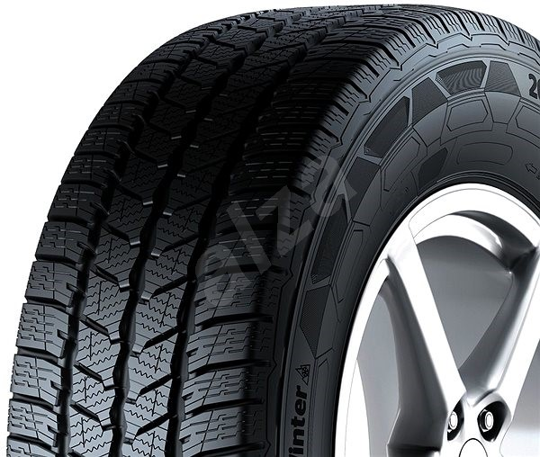 Continental VanContact Winter 225/65 R16 C 112/110 R 8pr Zimní - Zimní pneu