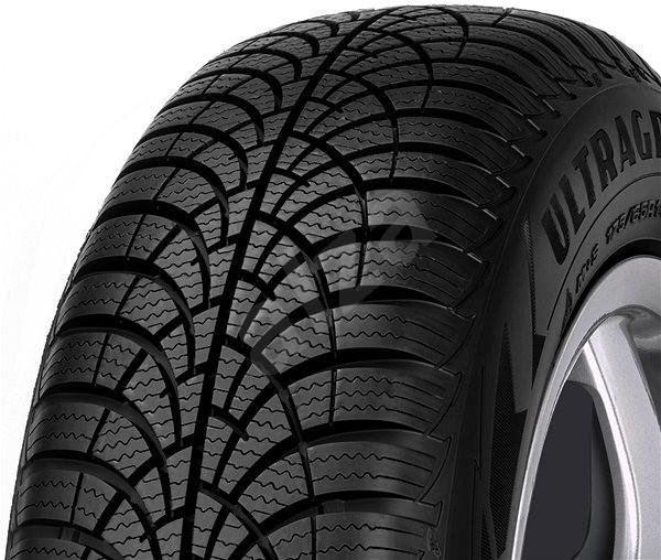 GoodYear UltraGrip 9 195/55 R16 87 T Zimní - Zimní pneu
