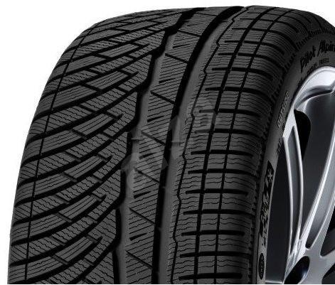 Michelin PILOT ALPIN PA4 235/40 R18 95 V zesílená * FR, GreenX Zimní - Zimní pneu