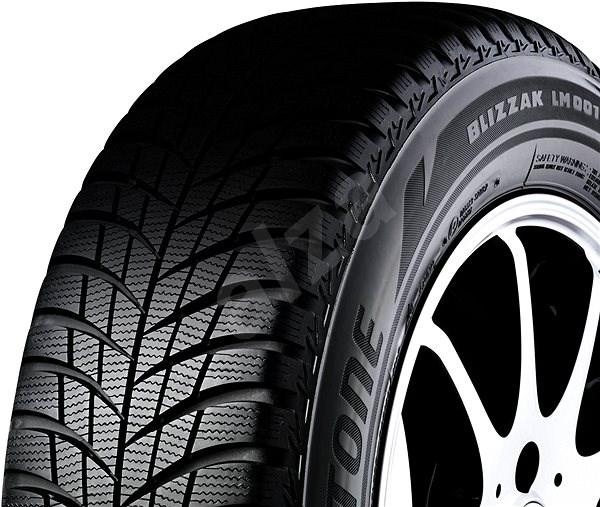 Bridgestone Blizzak LM-001 205/55 R16 91 T FR Zimní - Zimní pneu