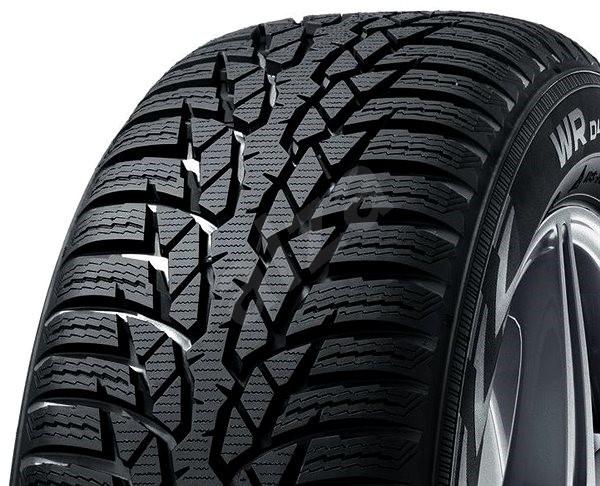 Nokian WR D4 235/50 R17 100 V zesílená Zimní - Zimní pneu
