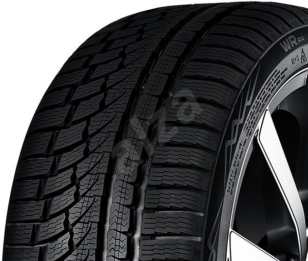 Nokian WR A4 225/55 R17 97 H dojezdová Zimní - Zimní pneu