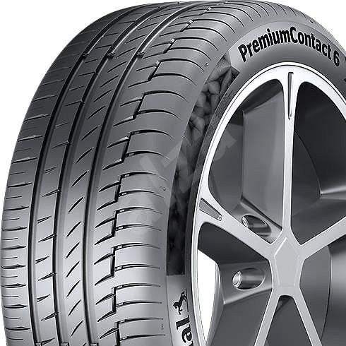 Continental PremiumContact 6 225/45 R17 94 Y - Letní pneu