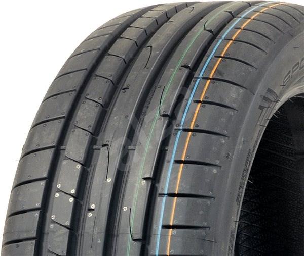 Dunlop SP Sport MAXX RT2 225/45 ZR17 91 Y - Letní pneu