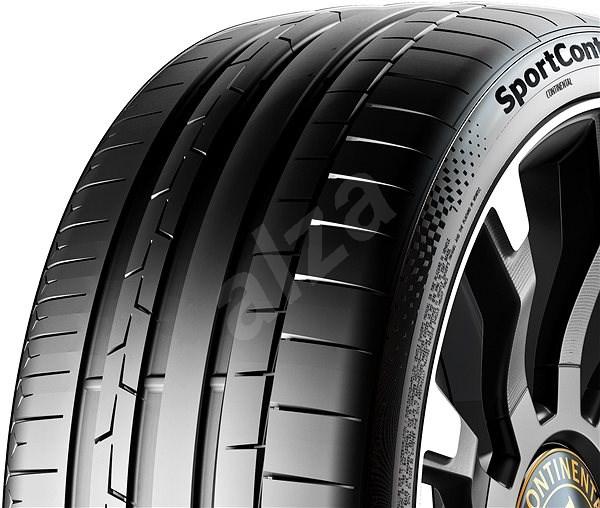 Continental SportContact 6 255/40 ZR19 100 Y - Letní pneu