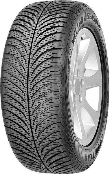 GoodYear Vector 4Seasons Gen-2 205/60 R16 92 H - Celoroční pneu