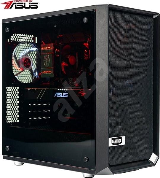 Alza GameBox GTX1660Ti - Herní PC