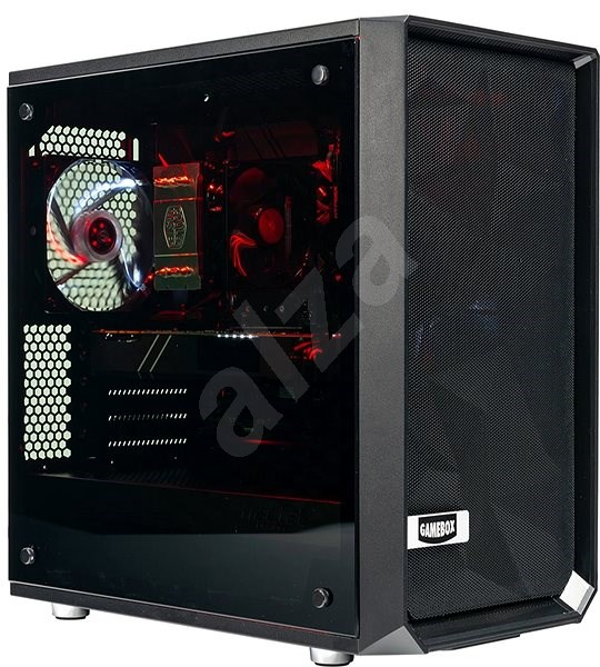 Alza GameBox GTX1660 - Herní PC