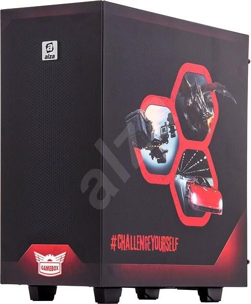 Alza GameBox Ryzen RX580 - Herní PC