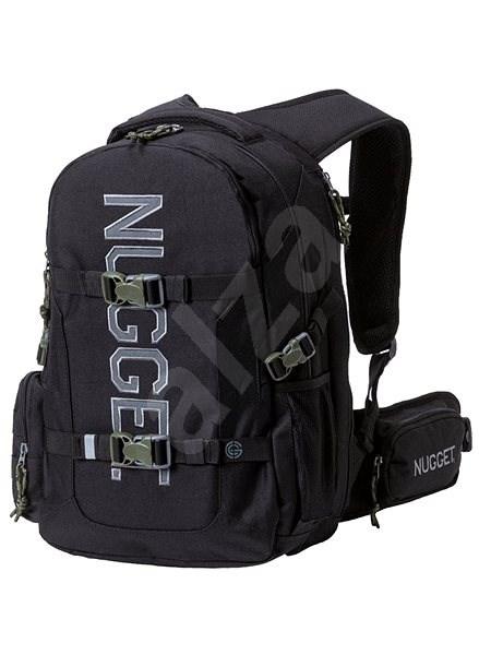 Nugget Arbiter 5 Backpack Black - Městský batoh