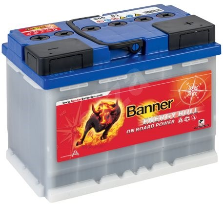 BANNER Energy Bull 95501, 12V - 60Ah - Trakční baterie