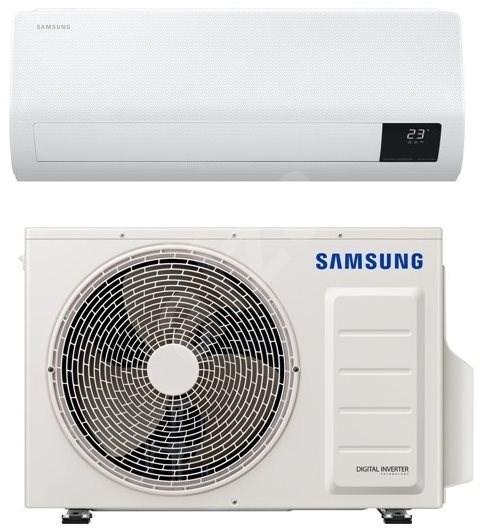 nástěnná klimatizace Samsung do domu a bytu