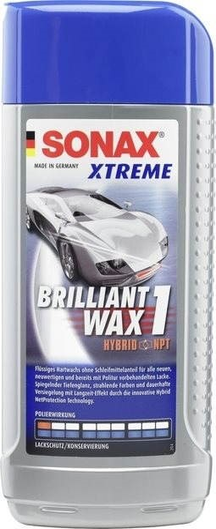 sonax xtreme brilliant wax 1 vosk 500ml autokosmetika. Black Bedroom Furniture Sets. Home Design Ideas