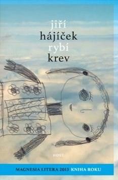 Kniha Rybí krev (Jiří Hájíček)