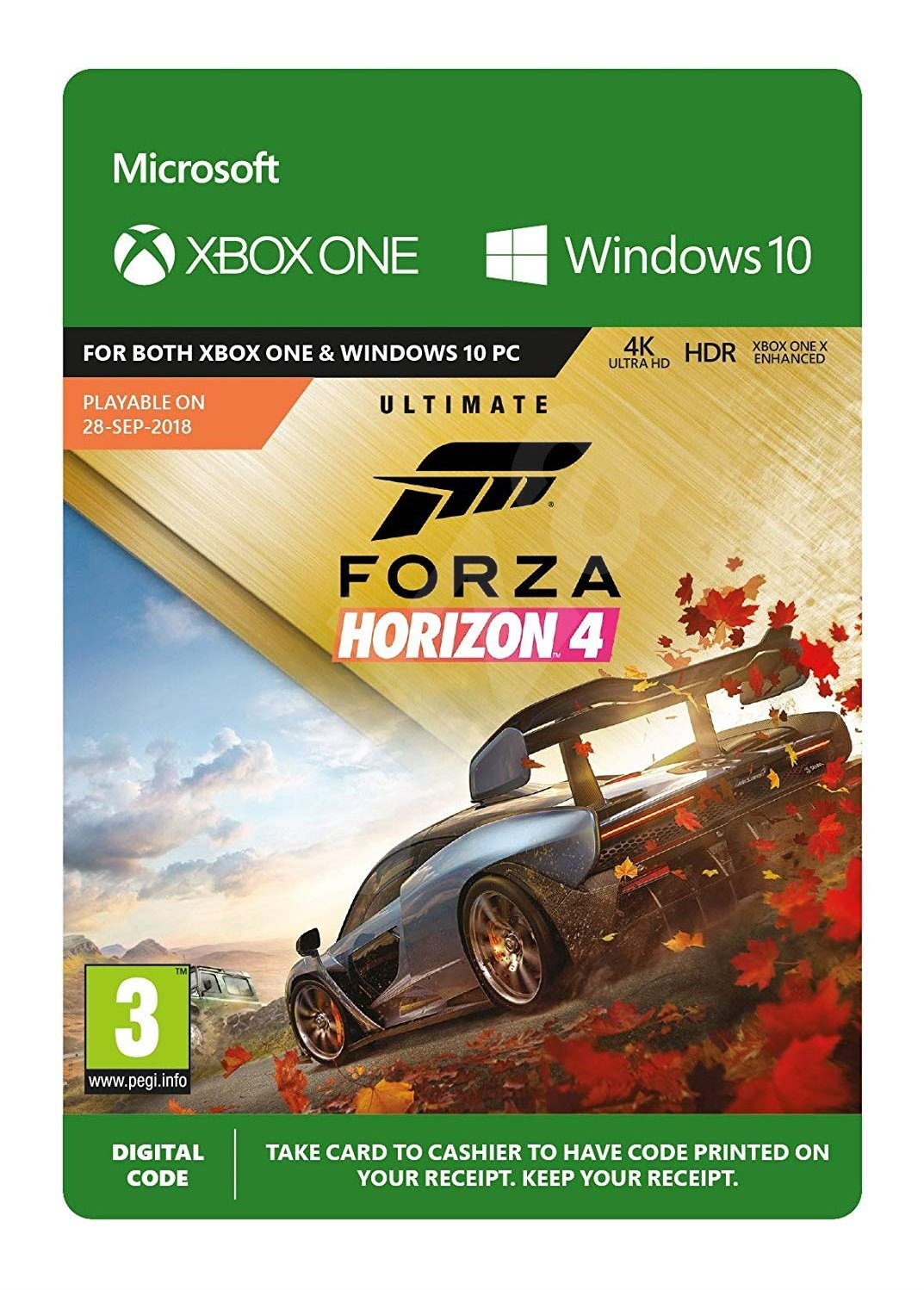 hra pro konzoli forza horizon 4 ultimate edition play. Black Bedroom Furniture Sets. Home Design Ideas