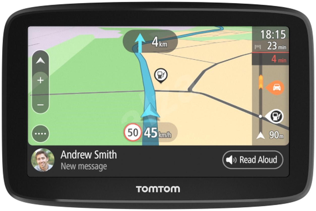 tomtom go basic 6 europe lifetime mapy gps navigace. Black Bedroom Furniture Sets. Home Design Ideas