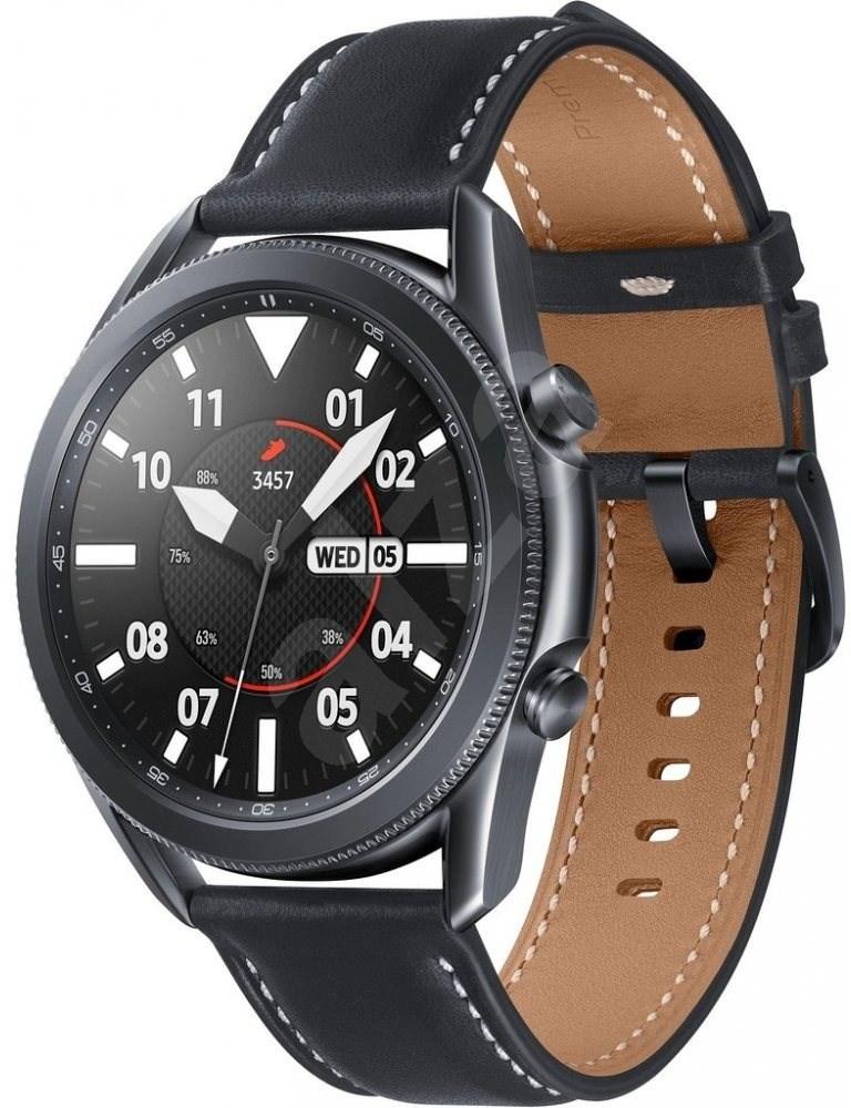 Chytré hodinky s měřením EKG a krevního tlaku samsung galaxy watch 3