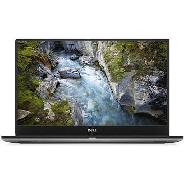 Dell XPS 15 (9570) Touch stříbrný - Notebook
