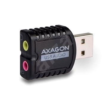 AXAGON ADA-10 MINI - Externí zvuková karta