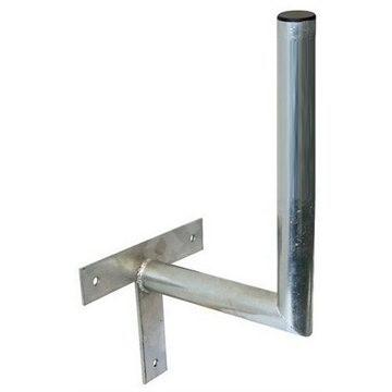 Tříbodový pozinkovaný držák 350/600/40, 35cm od zdi - Konzole