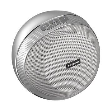 APW VORTEX V2 stříbrný - Bluetooth reproduktor