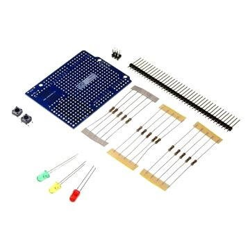 Arduino Shield - Proto KIT Rev3 - Komponent