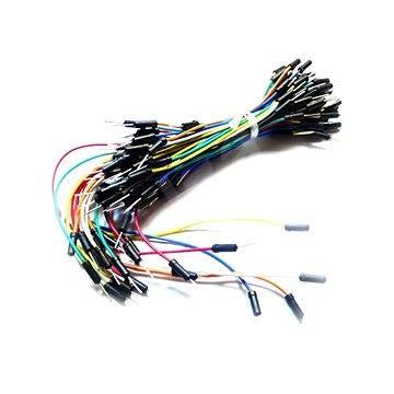 Propojovací vodiče M/M, 70ks - Datový kabel