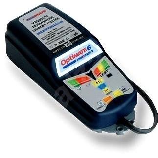 TECMATE OPTIMATE 6 - Nabíječka autobaterií