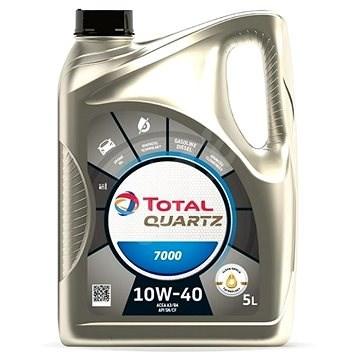 TOTAL QUARTZ 7000 10W40 5l - Motorový olej