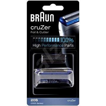 Braun CombiPack Series1/Z-20S - Břitva