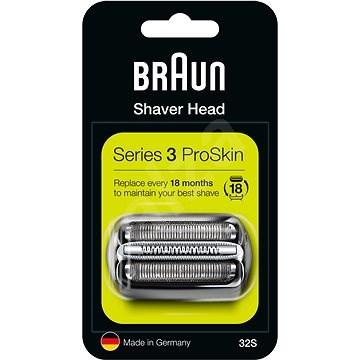 Braun CombiPack Series3 - 32S Micro comb - Břitva