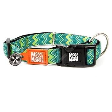 Max & Molly Smart ID obojek polostahovací,  Vintage, Velikost M - Obojek pro psy