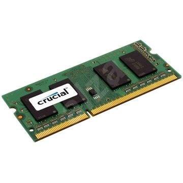 Crucial SO-DIMM 8GB DDR3L 1600MHz CL11 - Operační paměť