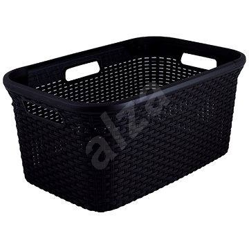 Curver Rattan 45l 00708-210 - Koš na prádlo