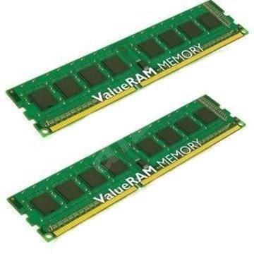 Kingston 8GB KIT DDR3 1600MHz CL11 - Operační paměť