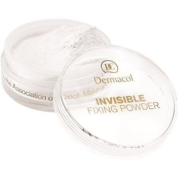 DERMACOL Invisible Fixing Powder White 13,5 g - Pudr