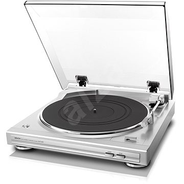DENON DP-29F silver - Gramofon