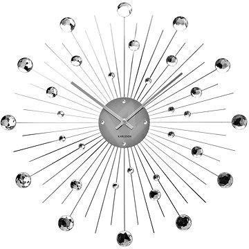 KARLSSON 4859 - Nástěnné hodiny