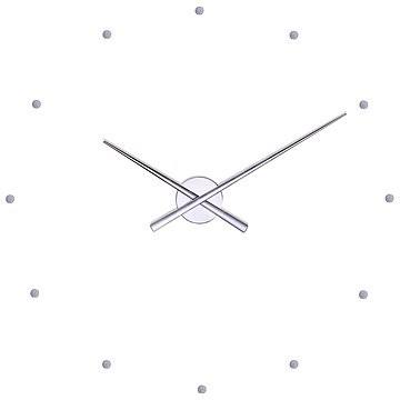 NOMON OJ N503 stříbrné - Nástěnné hodiny