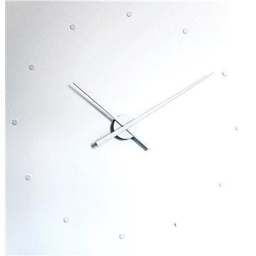 NOMON OJ N504 bílé - Nástěnné hodiny