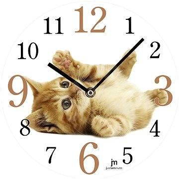 LOWELL 14843 - Nástěnné hodiny