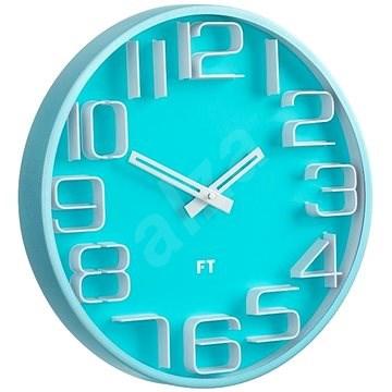 FUTURE TIME FT8010BL - Nástěnné hodiny