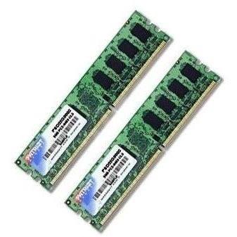 Patriot 4GB KIT DDR2 800MHz CL6 Signature Line - Operační paměť