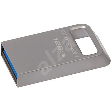 Kingston DataTraveler Micro 3.1 128GB - Flash disk