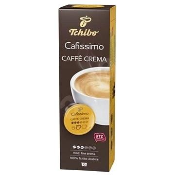 Tchibo Cafissimo Caffé Crema Fine Aroma 70g - Kávové kapsle