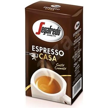 Segafredo Espresso Casa, mletá, 250g - Káva