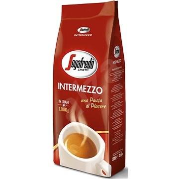 Segafredo Intermezzo, zrnková, 1000g - Káva
