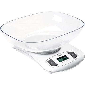 SENCOR SKS 4001WH - Kuchyňská váha